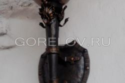 "Sconce ""Torch"""