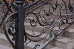 Staircase fencing 1