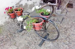 "Stand for flowers ""Bicycle"""
