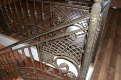 Staircase fencing 10