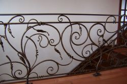 Staircase fencing 3