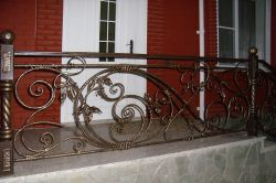 Staircase fencing 25