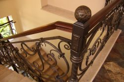 Staircase fencing 13